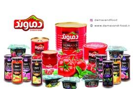 اعطای نمایندگی فروش محصولات غذایی گروه صنایع غذایی دماوند