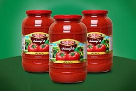 اعطای نمایندگی رب گوجه فرنگی دلپسند