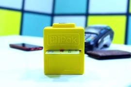 اعطای نمایندگی فروش دستگاه ضد عفونی کننده کارت های بانکی در سراسر کشور ، ای پک