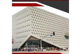 اعطای نمایندگی شرکت ایناب تولید کننده نمای gfrc جدیدترین محصول نمای ساختمان