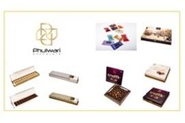 اعطای نمایندگی شکلات کادویی و فله ای PHULWARI در سراسر کشور