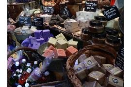 اعطای نمایندگی فروش صابون های تزئینی