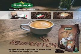 فروش عمده قهوه و کافی میکس رژیمی باتینوک (با حاشیه سود عالی)