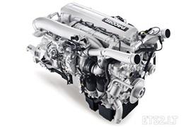 اعطای نمایندگی فروش قطعات اصلی موتور کامیون های داف DAF