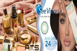 اعطای نمایندگی و عاملیت فروش لنز و محصولات آرایشی بهداشتی (آی سی ویژن و آر تی اس کشور تایوان)