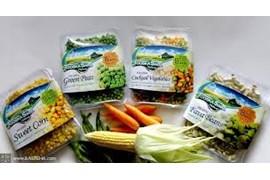 اعطای نمایندگی فروش انواع سبزیجات منجمد آماده پخت