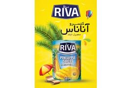 اهدای نمایندگی انحصاری آناناس ریوا