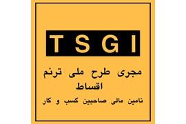 اعطای نمایندگی فروش اقساطی کالا و خدمات گروه بازرگانی TSGI در سراسر کشور