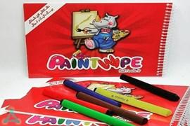 پخش و فروش عمده دفترهای نقاشی قابل شستشو PaintWipe کیدتولز (با حاشیه سود 40 درصدی)