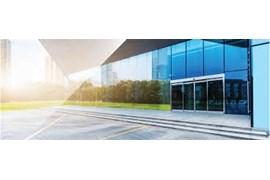 اعطای نمایندگی انحصاری فروش دربهای اتوماتیک شیشهای درسا