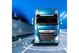 اعطای نمایندگی تعمیرات و فروش قطعات یدکی کامیون های دافDAF