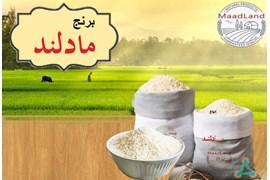 اعطای نمایندگی فروش و پخش برنج ایرانی، مادلند با امکان اعطای تابلو