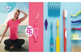 اعطای نمایندگی فروش محصولات بهداشت دهان و دندان ساخت سوئد و اسپانیا، TEPE