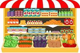 جذب بازاریاب مواد غذایی شرکت پخش گل سی