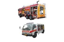 استخدام بازاریاب  طراحی و ساخت خودرو های آتش نشانی، نمادین