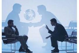 بازاریاب حضوری و تلفنی مسلط به اصول و فنون مذاکره شرکت رایان