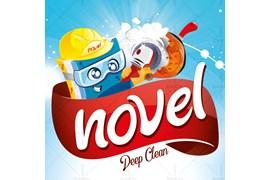 بازاریاب فروش قرص های ماشین ظرفشویی نُوِل (ساخت فرانسه)
