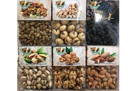 بازاریاب جهت فروش اجیل و خشکبار بسته بندی