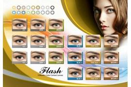آگهی استخدام کارشناسان فروش لنز زیبایی رنگی