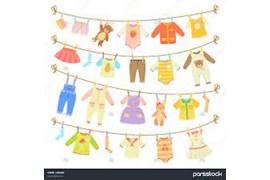 جذب بازاریاب فروش انواع پوشاک بچه، هپی سنتر
