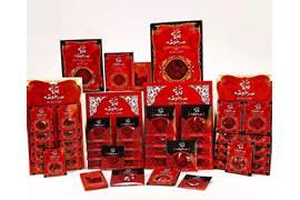 اعطای نمایندگی فروش زعفران سرخوشه