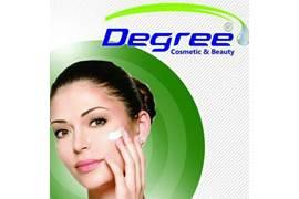 اعطای نمایندگی محصولات آرایشی بهداشتی Degree
