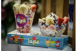 icpila بستنی با طعم آینده icepila