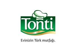 خمیر آوران ترک  بانام تجاری tonti تولید غذا و پیش غذا های ترک به صورت نیمه آماده