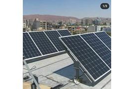 انرژی خورشیدی هورزاد ارس